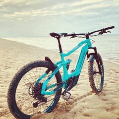 E-Mountainbikes/ Fullys