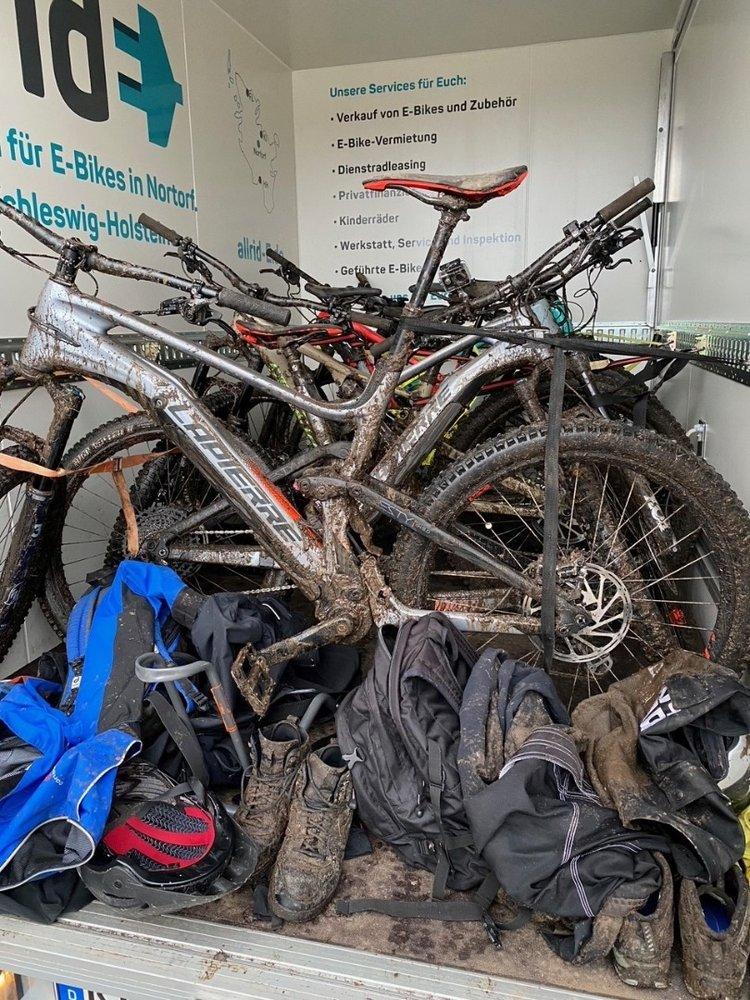 Großer Bikecheck