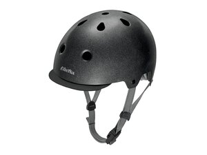 Electra Helmet Lifestyle Lux Graphite Reflective Large CE