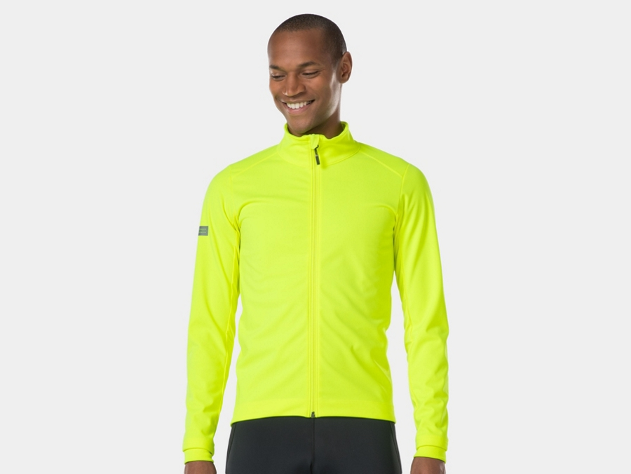 Bontrager Jacket Velocis Winter Cycling MD RadioactiveYellow